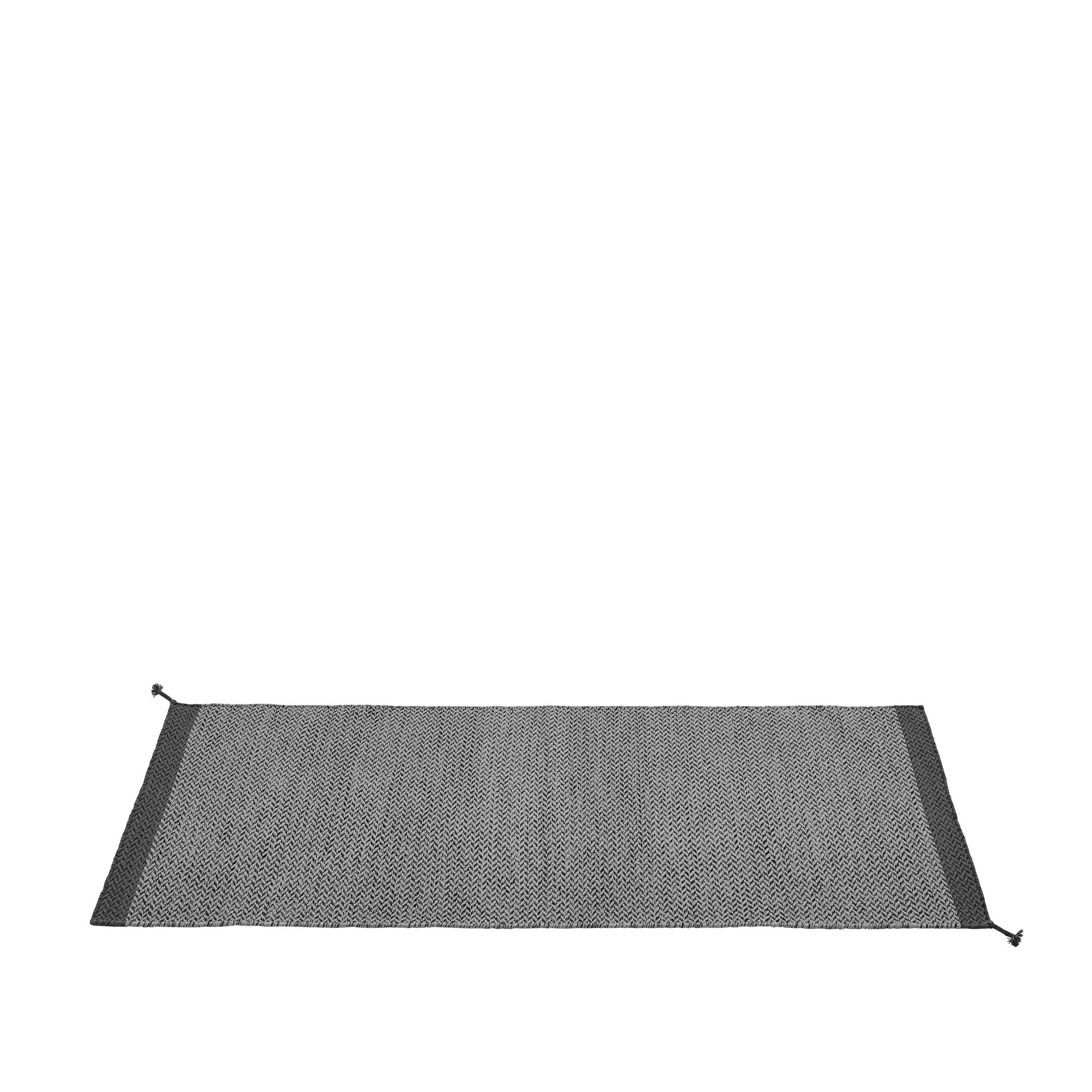 Ply rug 80 x 200 dark grey