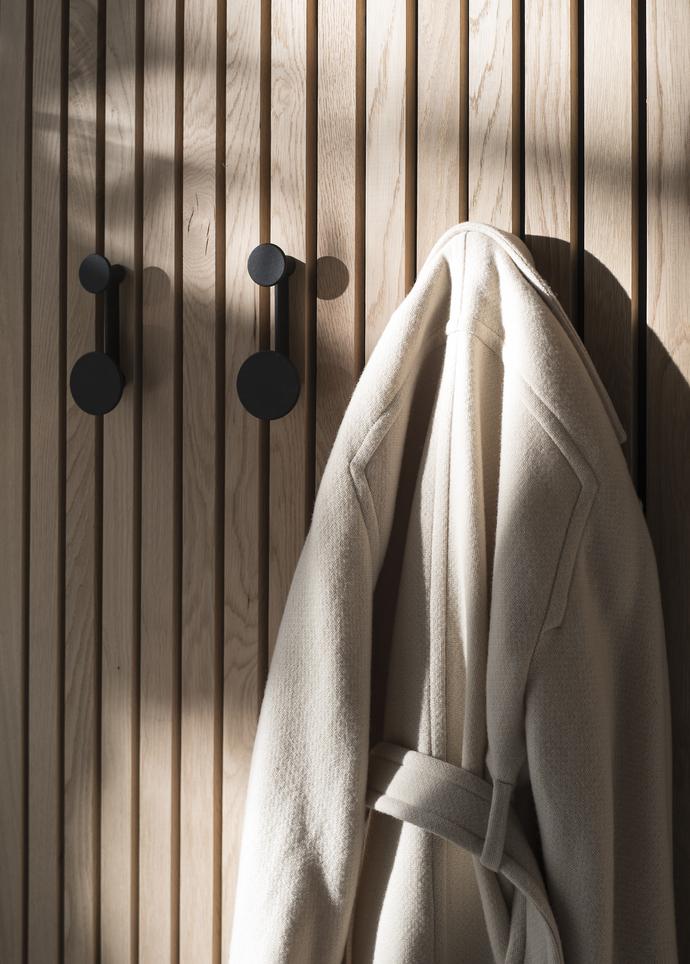 Menu Afteroom Coat Hanger Small Black