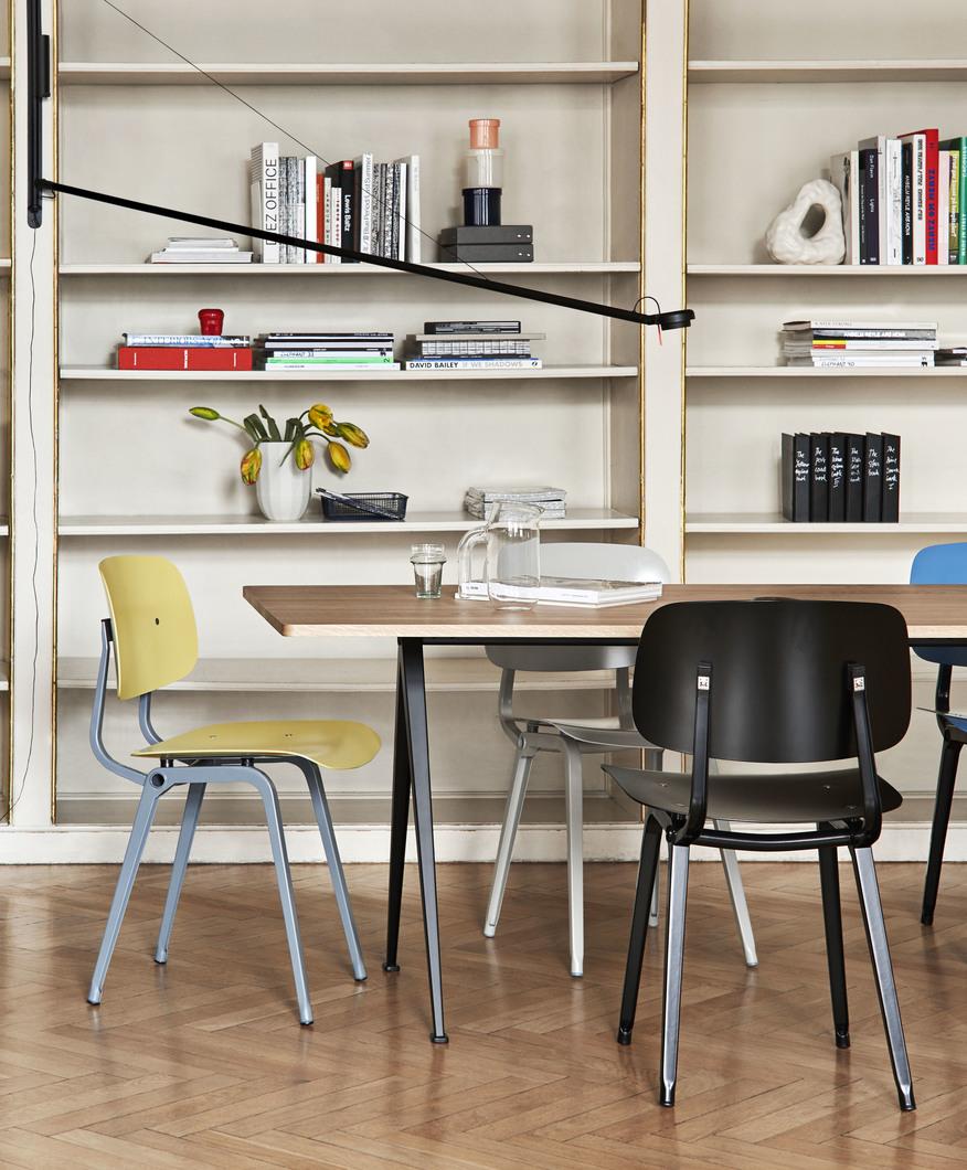 Hay Revolt Chair Beige / Granite
