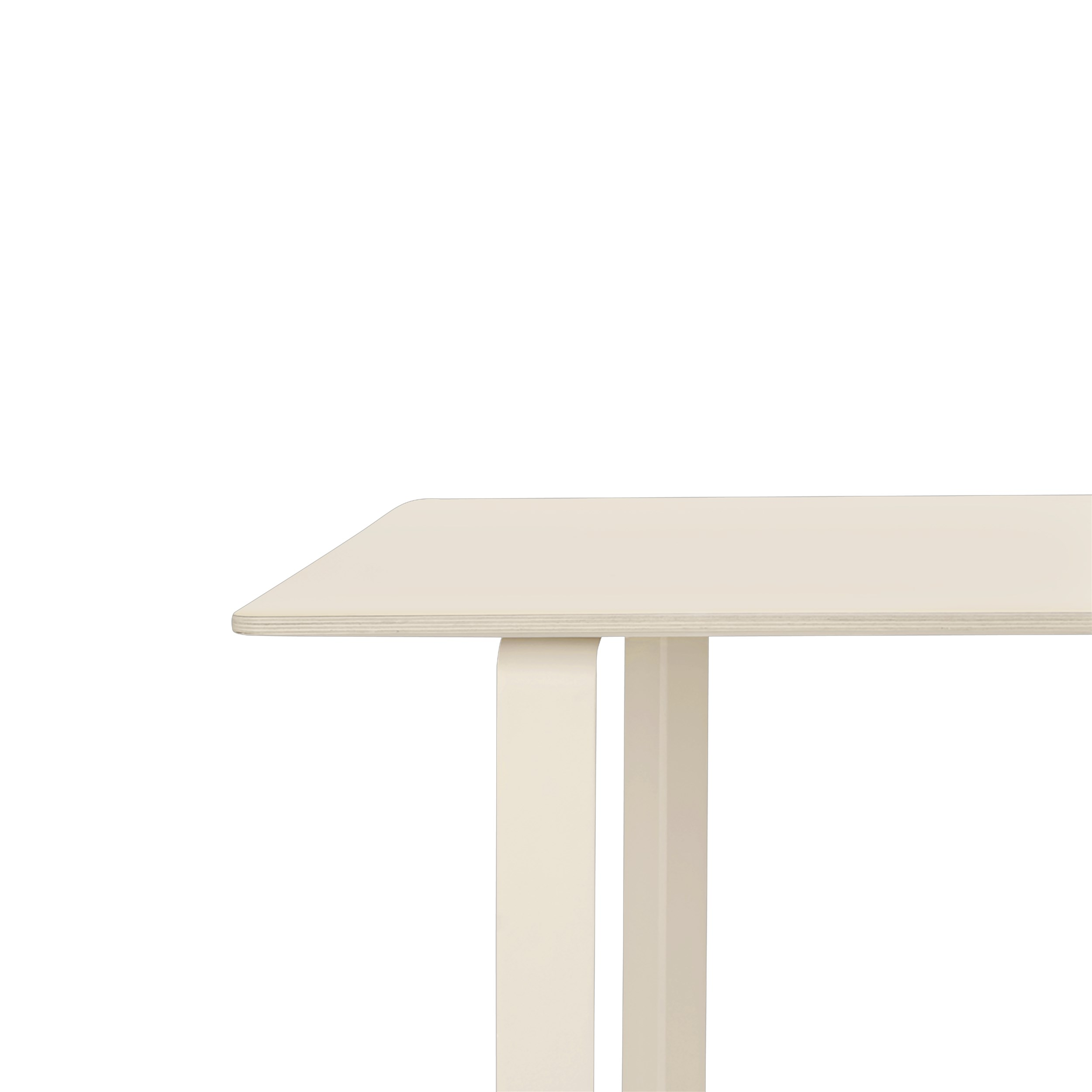 Muuto 70/70 Table 295x108 Sand Laminate