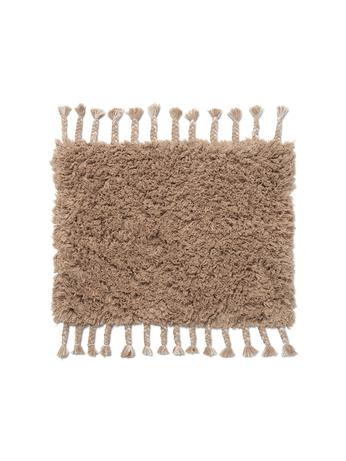 Ferm Living Amass Long Pile Mat