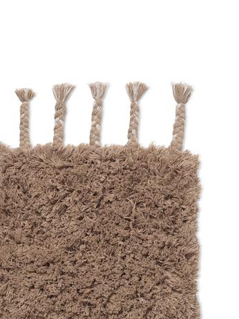 Ferm Living Amass Long Pile Rug