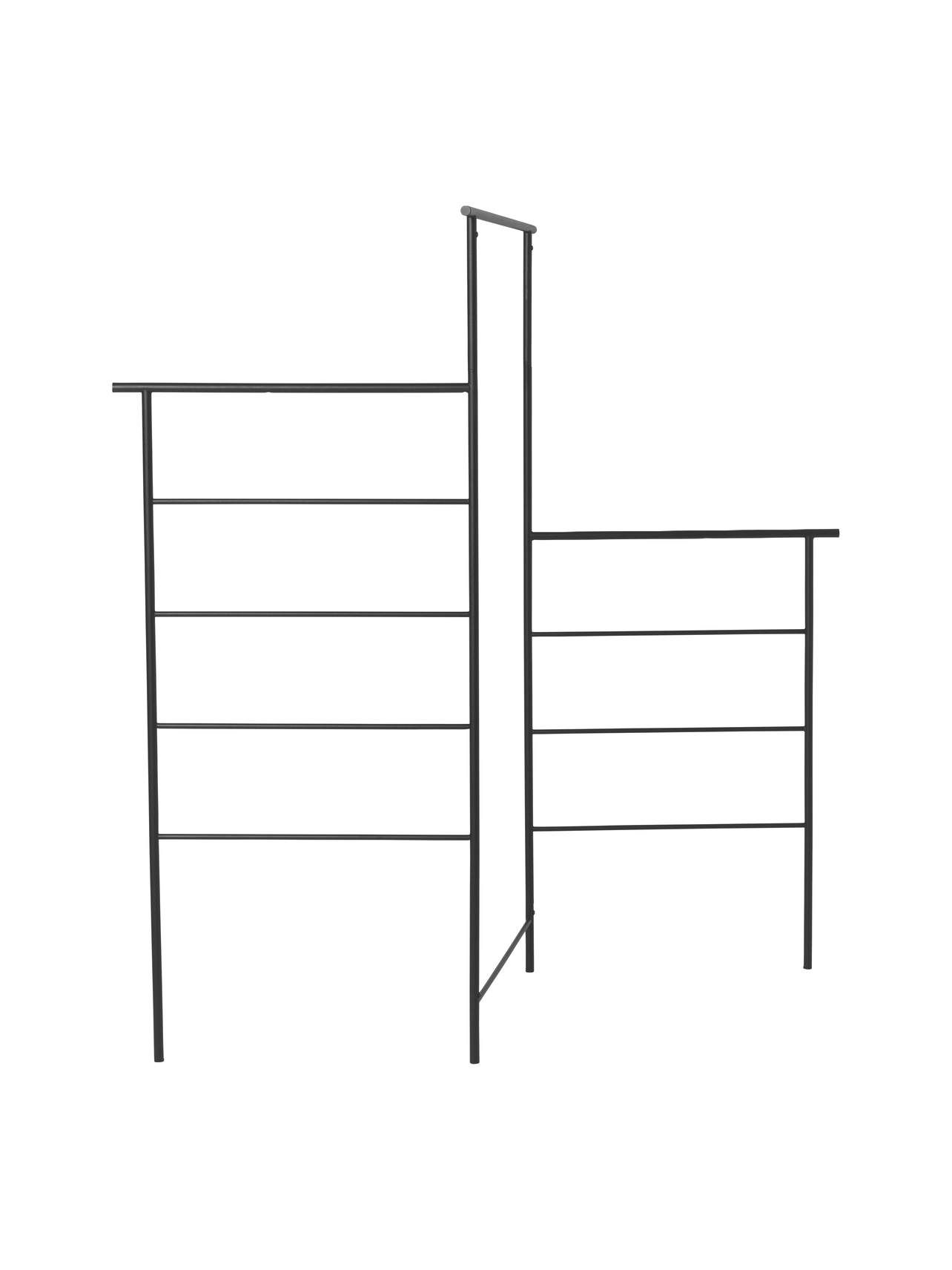 Ferm Living Clothes Stand Black
