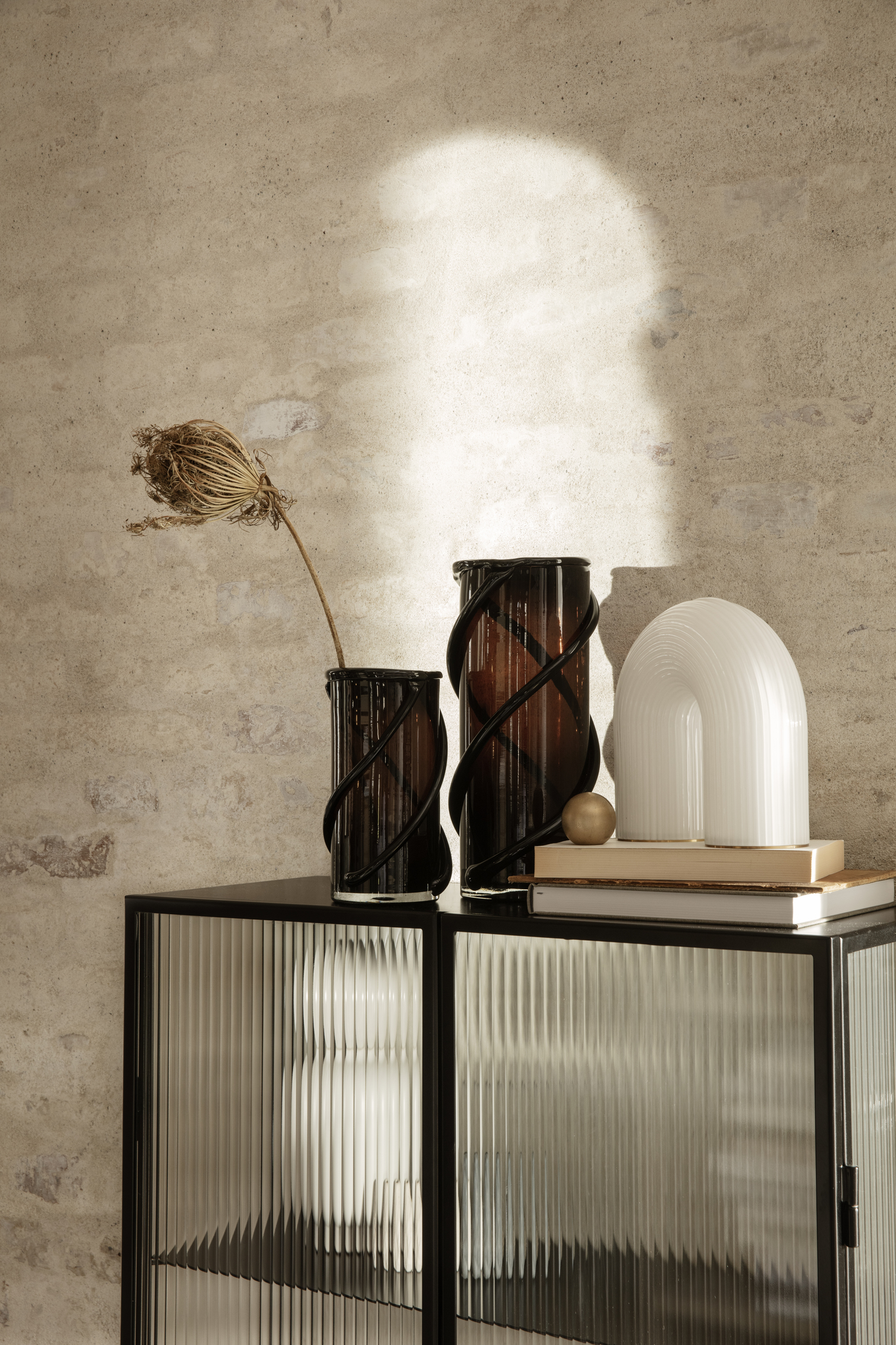 Ferm Living Entwine Vase small