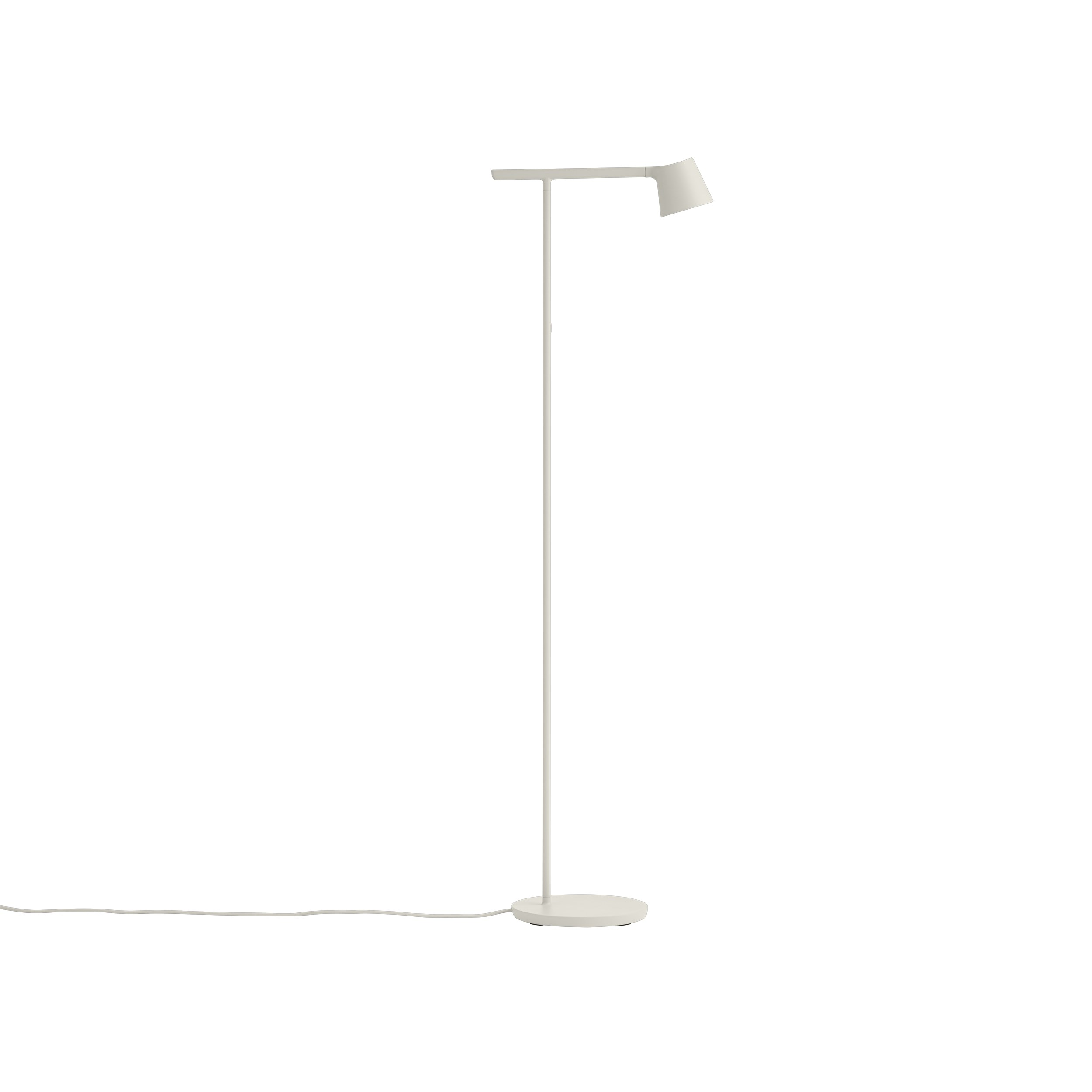 Muuto Tip Floor Lamp Grey