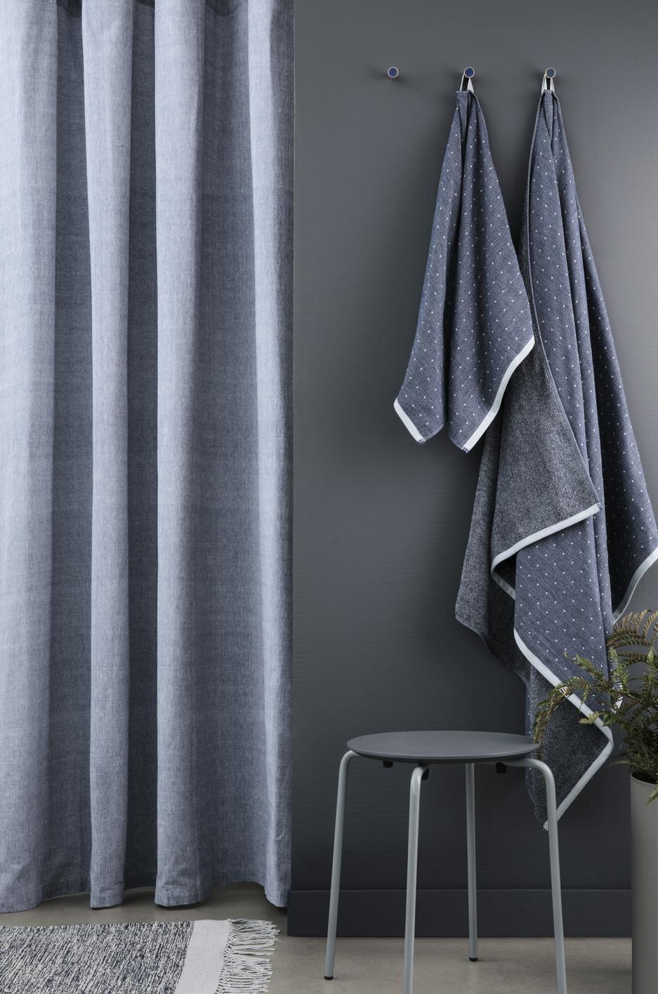 Ferm Living Melange Rug Grey