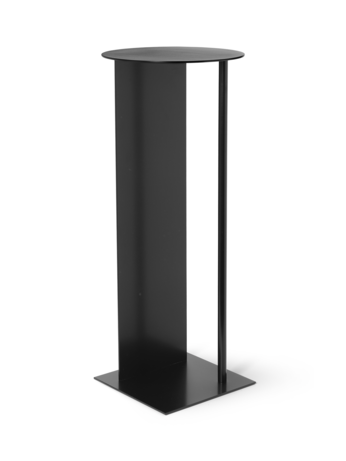 Ferm Living Place Pedestal Black