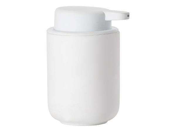Soap dispenser ume white