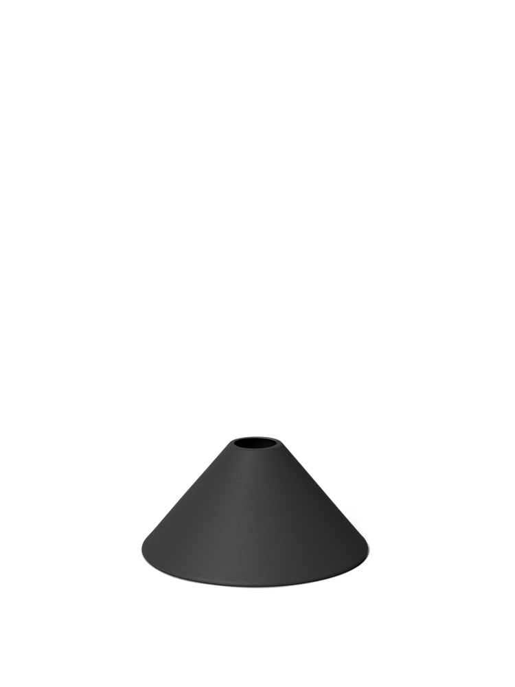 Ferm Living Cone Shade Black