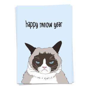 Xmas – Happy Meow Year